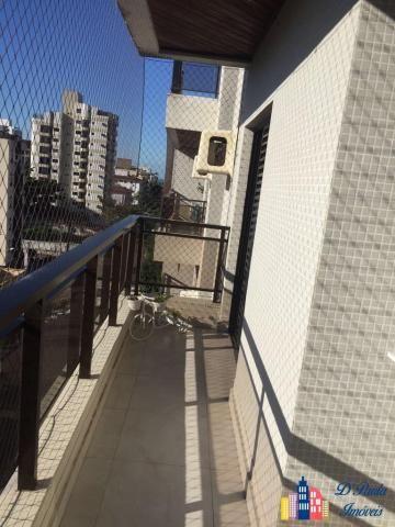 Ap00447 - apartamento no edifício cascais no guarujá! - Foto 7