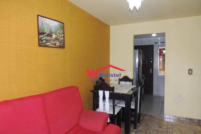 Casa com 2 dormitórios à venda, 42 m² por r$ 350.000 - rua quintino bocaiuva nº 448 - camp - Foto 4