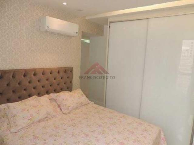 Apartamento à venda com 3 dormitórios em Icaraí, Niterói cod:FE31287 - Foto 4