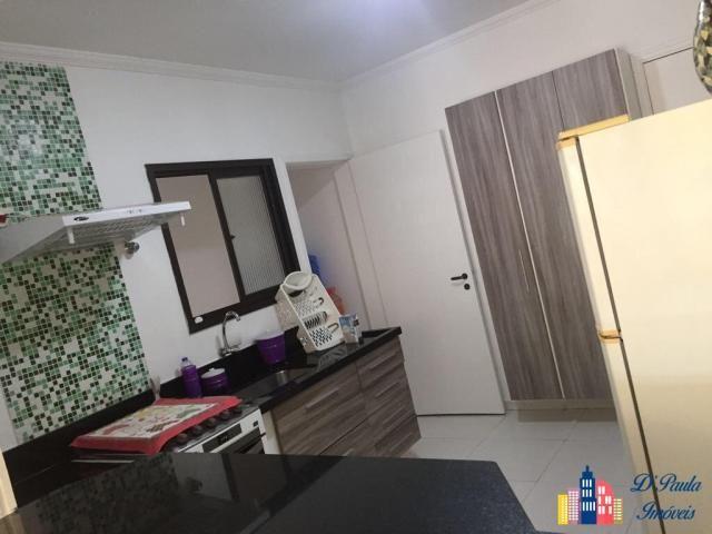 Ap00447 - apartamento no edifício cascais no guarujá! - Foto 9