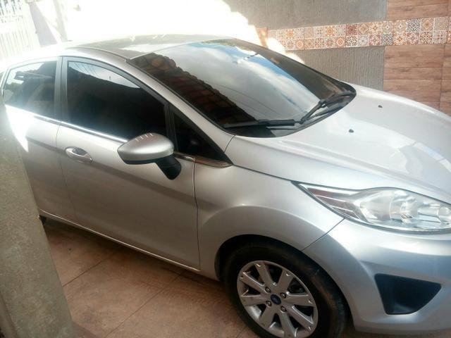 New Fiesta Hatch SE 1.6 completo