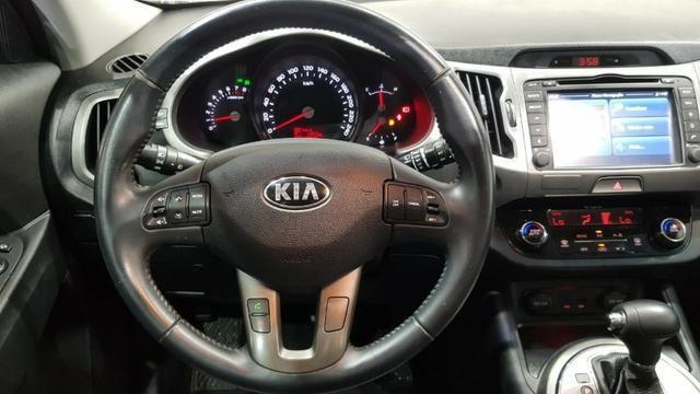 Kia Sportage 2.0 EX Flex aut. - Foto 7