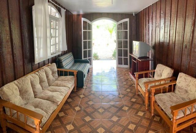 Chácara com Duas Casas rústicas (6 quartos), lado do Rio Palmital - Foto 17