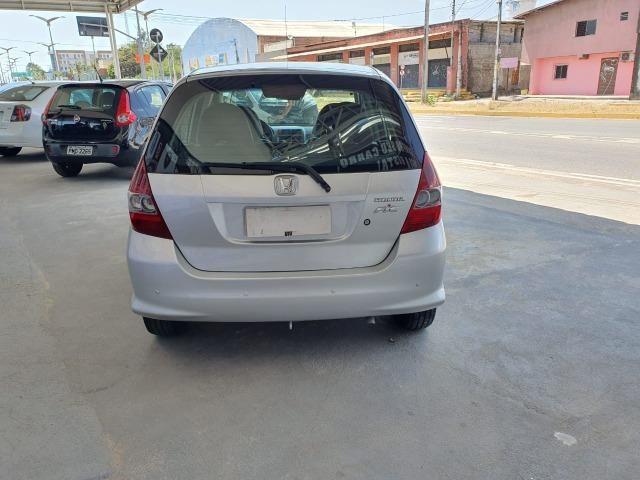 """Honda - Honda Fit LX 1.4 Automático, Flex, Completo, B. Couro, Revisado, Garantia, """"Extra"""" - Foto 2"""