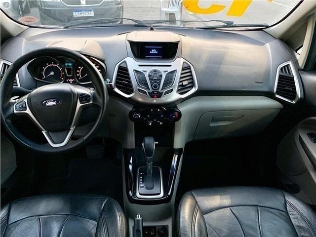 Ford Ecosport 2.0 titanium 16v flex 4p automático - Foto 8