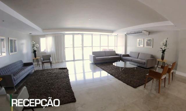Apto Novo Praia do Futuro- 83m²-3 quartos-Piscina-Aceita Financiamento-Nascente-Terreo - Foto 12