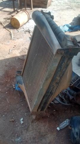Radiador com inter cooler - Foto 4