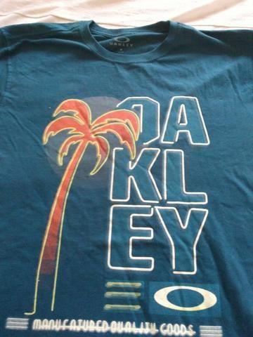 Camiseta Oakley P - Foto 2