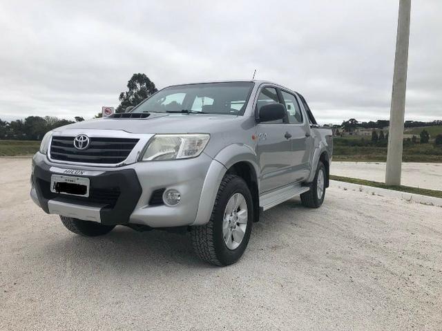 Toyota Hilux 3.0 CD 4x4 2015
