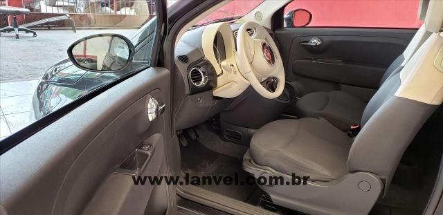 FIAT 500 2013/2013 1.4 CULT 8V FLEX 2P MANUAL - Foto 7