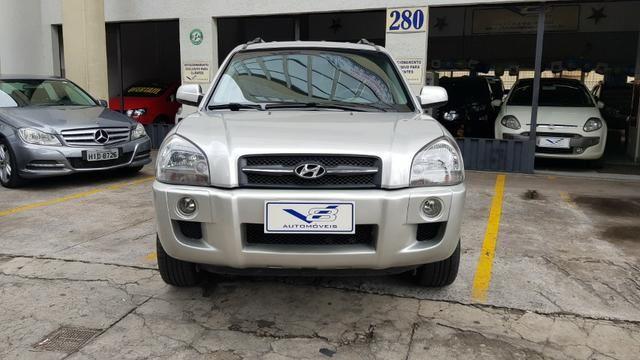 Hyundai Tucson GLS V6 + Kit gás !! - Foto 10