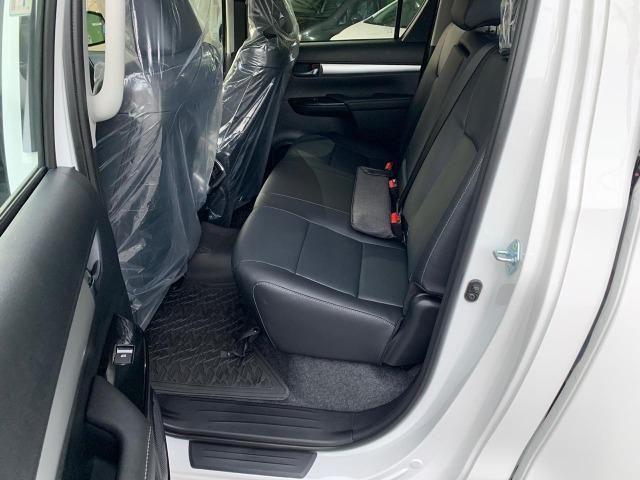 Hilux SRV 2.8 Branca 4X4 Diesel 2020 0KM - Foto 12