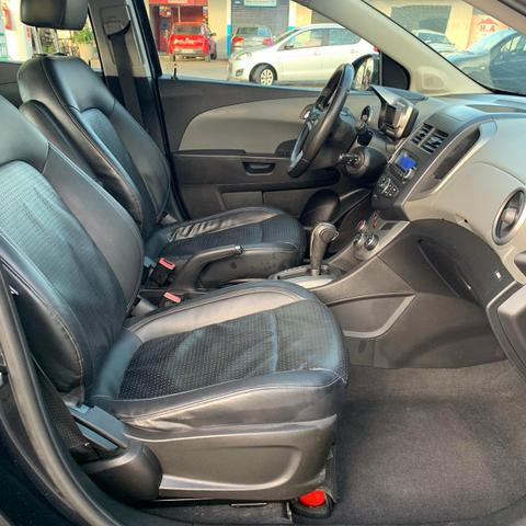 Chevrolet Sonic LTZ - 2013 - Foto 8