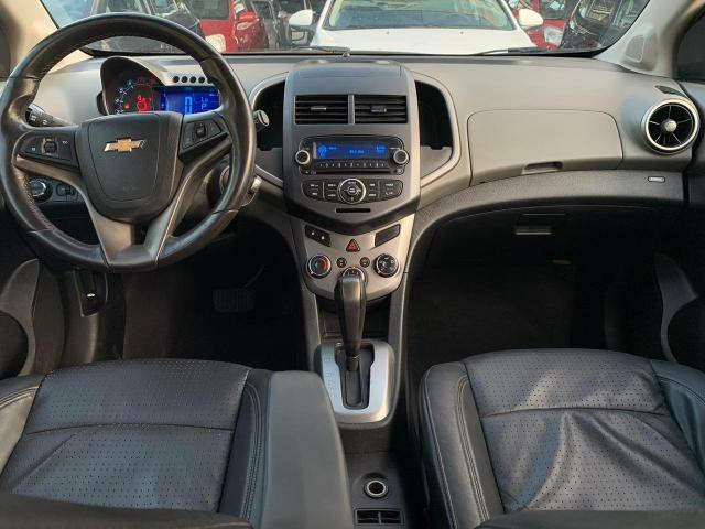 Chevrolet Sonic LTZ - 2013 - Foto 7