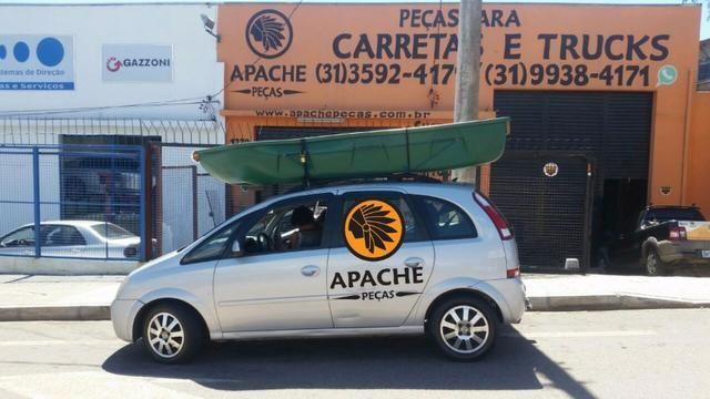 Barco Apache Pescador I/ Barco de Pesca/ Barco Motor/Melhor que caiaque - Foto 6