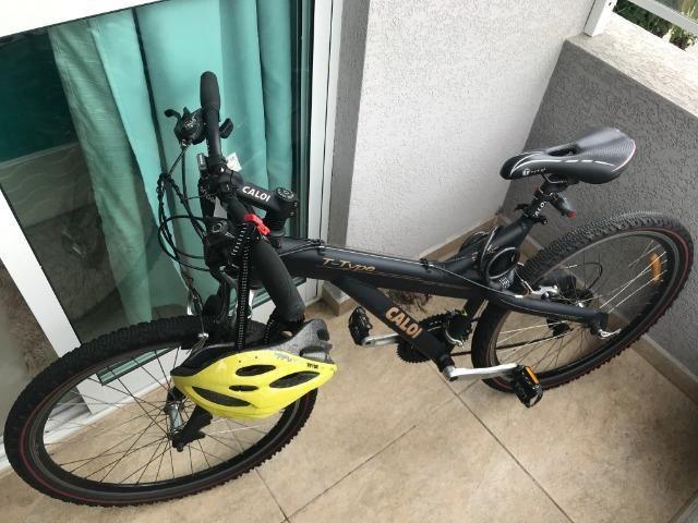 d6460c6a8 Bicicleta Caloi aro 26