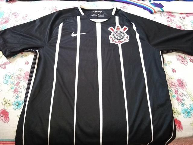 Camisa Corinthians Nike Oficial Impecável - Esportes e ginástica ... 9b3e8666727f3