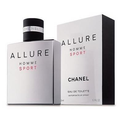 bf71ccad53f Perfume Original  Chanel Allure Homme Sport Men 100ml EDT - Beleza e ...