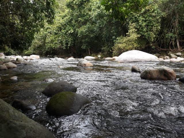 Caetano Imóveis - Terreno escriturado com 4.255m² (possui cachoeira privada dentro) - Foto 3