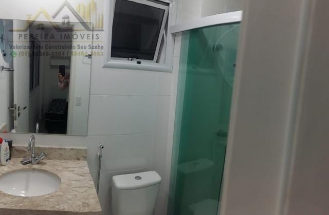 103 - Edifício Mandarim, apartamento 51 m2, locação R$: 3.500,00 com condomínio - Foto 12