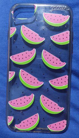 3 Capinhas para iPhone 7