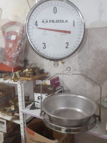 Balança  analítica  para   laboratórios   mecanica substituí  falta   de   energia  - Foto 2