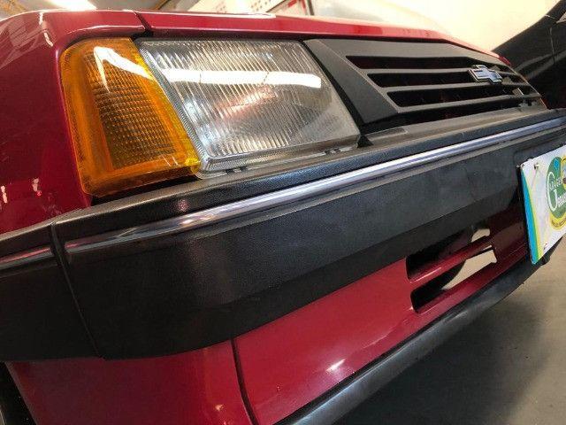 Chevette SE Àlcool 1987 - 10.000 Km de Fábrica - Para Colecionadores - Foto 8