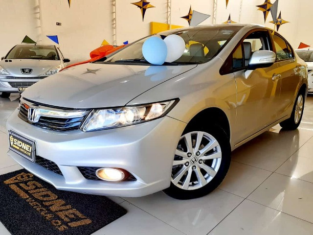 Honda/Civic LXR 2.0 FLEX