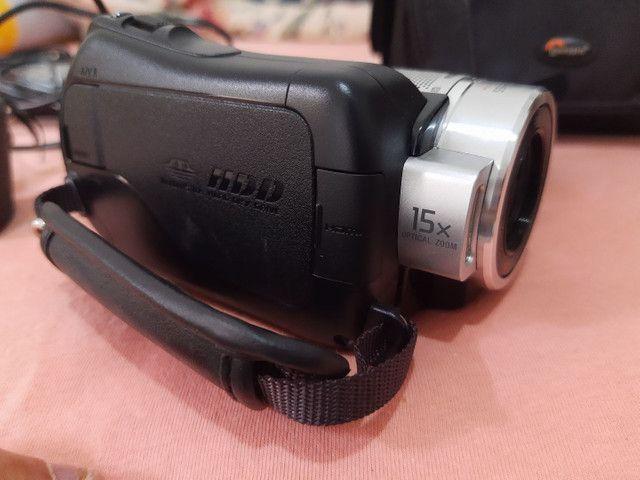 Filmadora Sony HDR SR10 - Foto 5