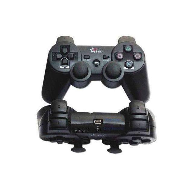 Controle Sem Fio  P/ Playstation 3 - Novo - Foto 2