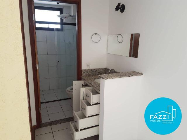 Flat com 1 dormitório para alugar por R$ 700,00/mês - Jardim Cascatinha - Poços de Caldas/ - Foto 7