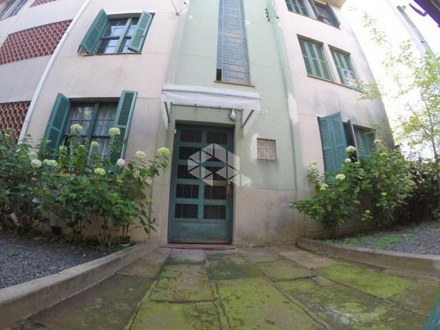 Apartamento à venda com 1 dormitórios em São joão, Porto alegre cod:9926739