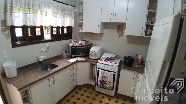 Casa à venda com 3 dormitórios em Jardim carvalho, Ponta grossa cod:393032.001 - Foto 12