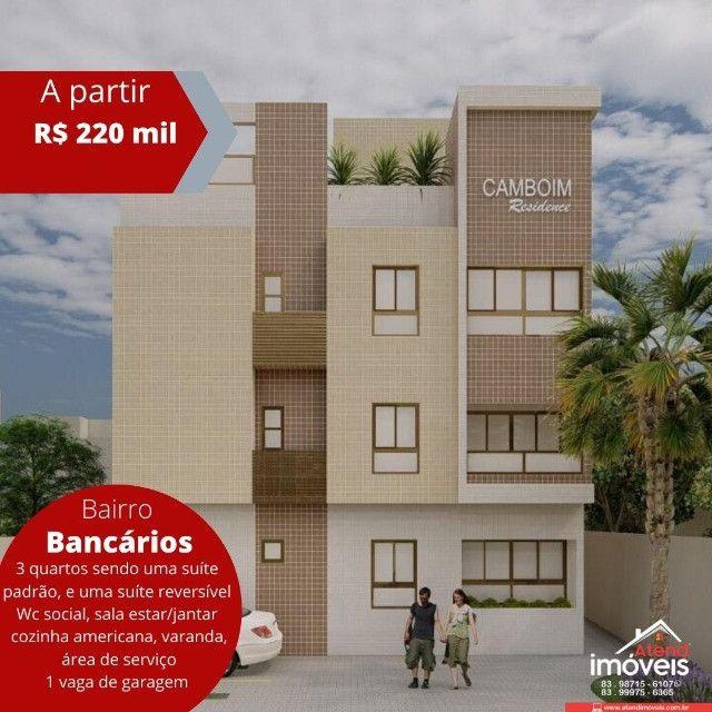 Apartamento nos bancarios