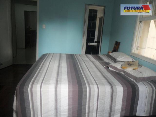 Apartamento com 3 dormitórios à venda, 127 m² por R$ 395.000,00 - Gonzaguinha - São Vicent - Foto 12