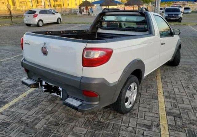 Fiat Strada 2014 1.4