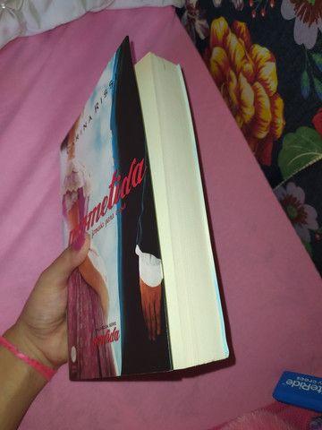Livro Prometida, Carina Rissi - Foto 3