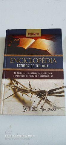 Livro estudos de teologia
