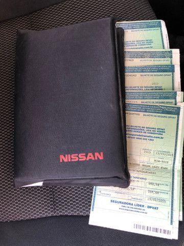 Nissan Versa SV 2013 manual - Foto 9
