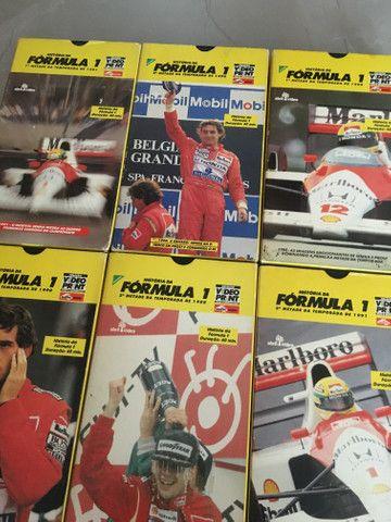 VHS Ayrton Senna - Foto 2
