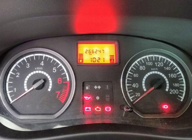 Renault Logan 1.0 16v Flex 2012/2012 - Foto 6