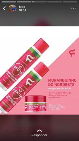 Kit máscara +shampoo+condicionado (ipatinga) - Foto 4