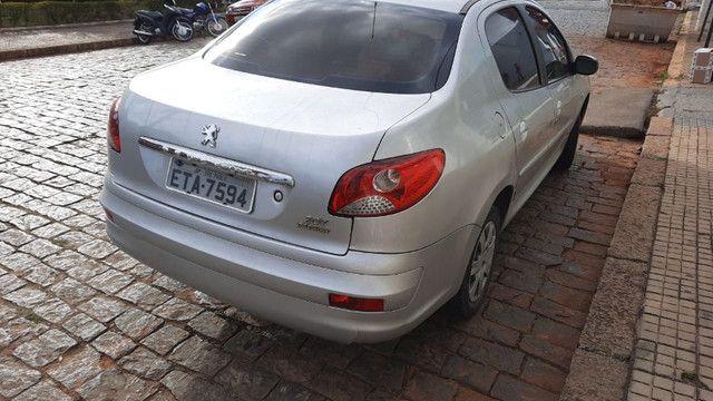 Vendo Peugeot 207 Passion 2012/13 Prata - Foto 7