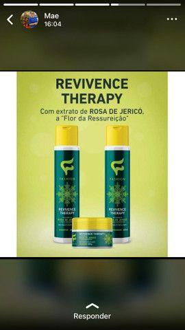 Kit máscara +shampoo+condicionado (ipatinga) - Foto 3