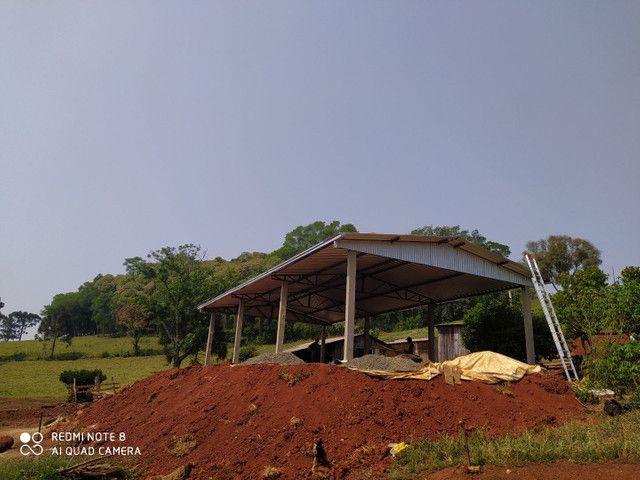 Barracão pré moldados - Foto 4