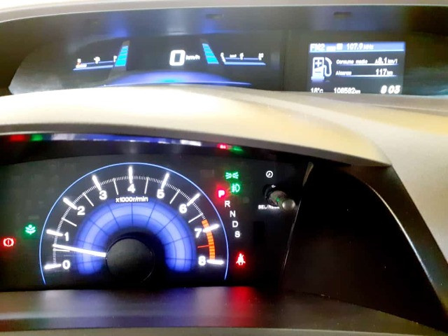 Honda/Civic LXR 2.0 FLEX - Foto 2
