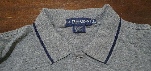 Camisa polo Original US POLO, novinha  número 14-16 . - Foto 2