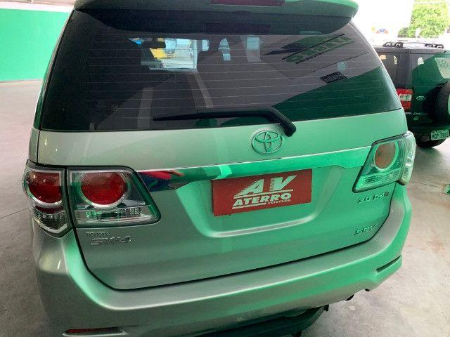 Hilux SW4 SRV 4x4 3.0 Diesel Autom. 2012/2013 - Foto 5