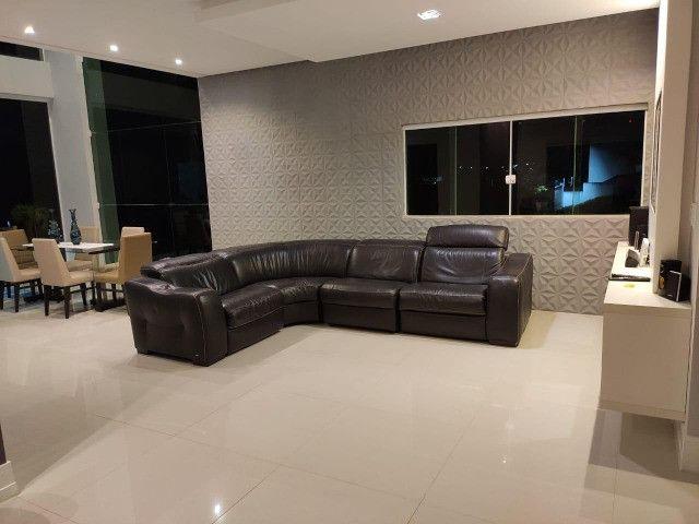 Excelente casa no Alphaville Litoral Norte II - 318 m² - 4/4 sendo 3 suítes - Casa nova - Foto 13