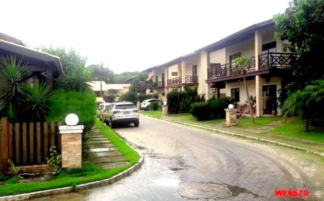 Vila Morrena, casa duplex com terreno duplo, 3 quartos, piscina, 6 vagas, Eusébio - Foto 13